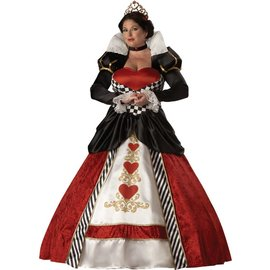InCharacter Queen of Hearts Adult Plus Size 2XL Costume by InCharacter