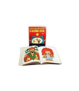Fun Magic Coloring Book - 3 Way by Royal Magic (M11)