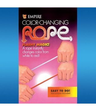 Color Changing Rope - Red by Empire