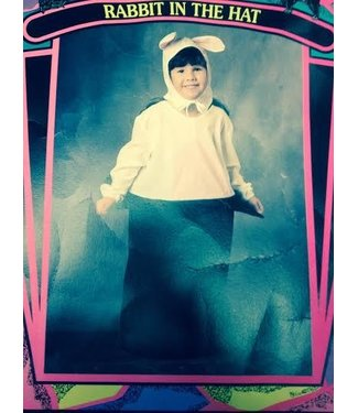 Rabbit in the Hat - Child One Size by California Costumes