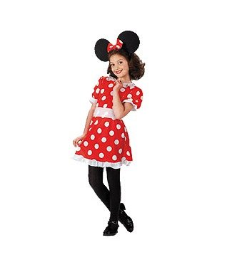 Disguise Minnie Mouse - Child Medium 7-10