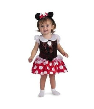 Disguise Minnie Mouse 12-18 Months- Disney
