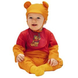 Disguise Winnie the Pooh - 3-12 months