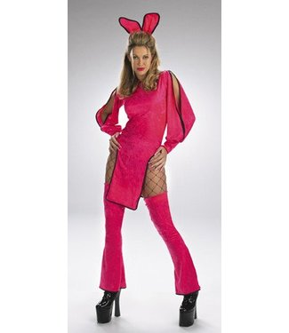 Disguise Racy Rabbit - Adult fits up to 12