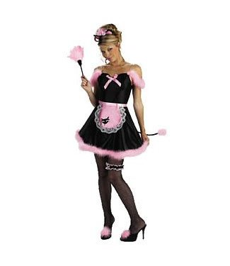 Disguise Maid Purr-fect - Teen Size 9