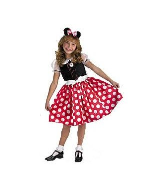 Disguise Minnie Mouse - Child 4-6x
