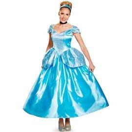 Disguise Cinderella, Prestige - Adult Med 8-10