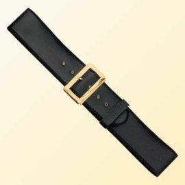 Halco Santa Belt Wide XL 56-64 inch Waist (Pirate Belt)