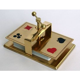 Collector's Card Press - Brass  by Magic Makers (M10)