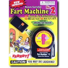 Remote Controlled Fart Machine #2 by T.J. Wiseman LTD