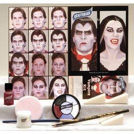 Graftobian Make-Up Company Vampire Theatrical Make-Up Kit (C3)