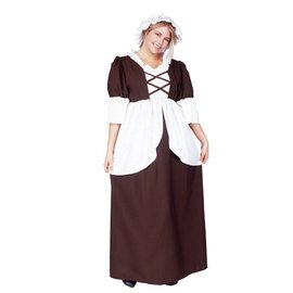 RG Costumes And Accessories Colonial Lady - Plus Size