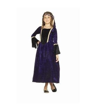 RG Costumes And Accessories Renaissance Girl Child Small 4-6