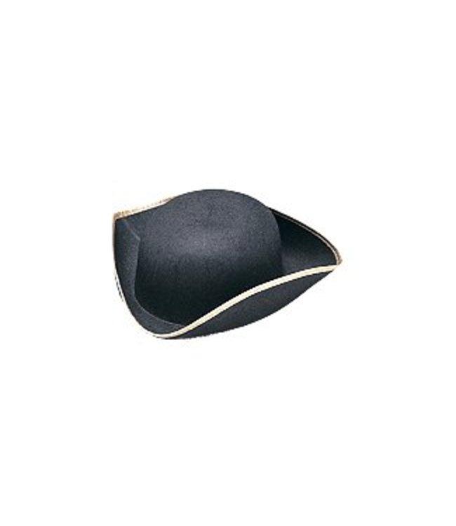 Tricorn Hat, Medium by Jacobson Hats