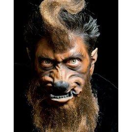 Cinema Secrets Werewolf Face Prosthetic by Woochie