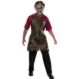 Rubies Costume Company Deluxe Leatherface Apron