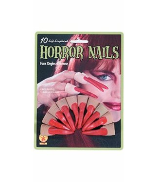 Rubies Costume Company Horror Nails - Red