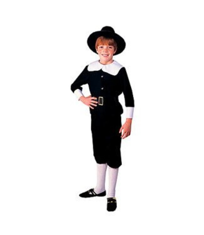 Rubies Costume Company Pilgrim Boy - Child Large 12-14 - 30% OFF SALE LIMITED TIME