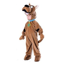Rubies Costume Company Scooby Doo, deluxe - Child Small 4-6