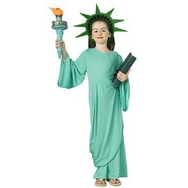 Rubies Costume Company Statue of Liberty - Child Large