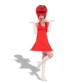 Rubies Costume Company Strawberry Tart up to size 12