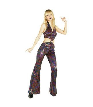 Rubies Costume Company Disco Dancer Large