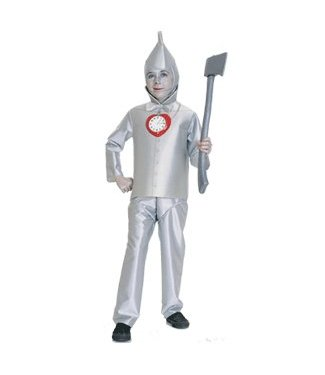 Rubies Costume Company Wizard of Oz - Tinman Child Med 8-10