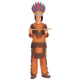 Rubies Costume Company Native American Boy - Child Small 4-6