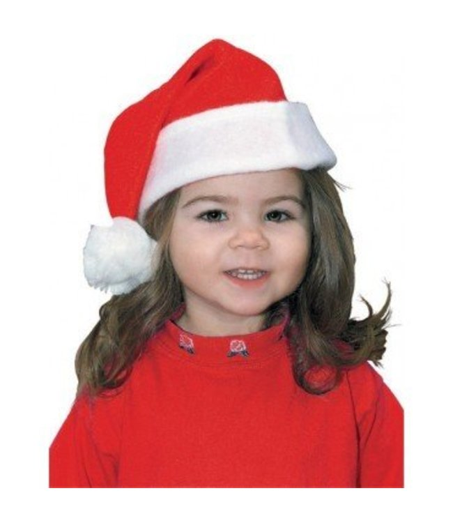 Rubies Costume Company Santa Hat Toddler