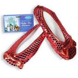 Rubies Costume Company Dorothy Sequin Shoe Covers (C14)