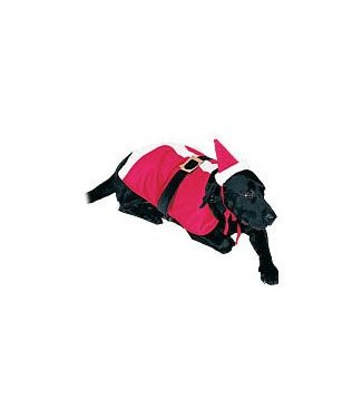 Rubies Costume Company Santa Claus - Pet Costume, Small