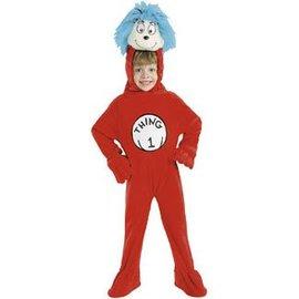 Rubies Costume Company Thing 1 - Child 4-6
