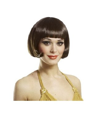 Costume Culture by Franco American Sassy Brown - Wig