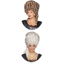 Costume Culture by Franco American Marie Antoinette Wig white