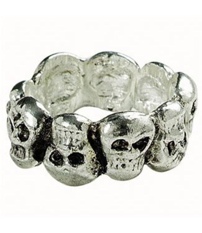 Ring, Skull Band