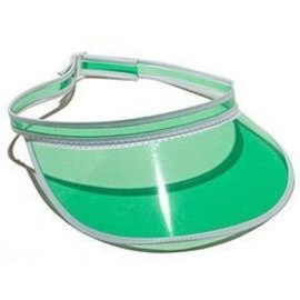 Hat Poker Dealer Visor