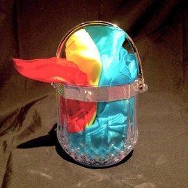 Ronjo Crystal Mirror Bucket, Watertight by Ronjo (M8/1009)