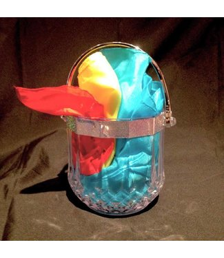 Ronjo Crystal Mirror Bucket, Watertight by Ronjo (M8/1009)
