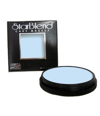 Mehron Star Blend Cake - Moonlight White