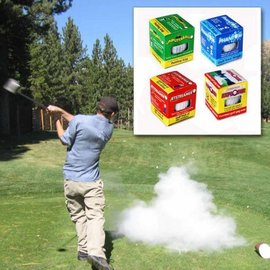 Loftus International Awesome Foursome Trick Golf Ball Assortment Set by Trick Golfball Company Ltd.