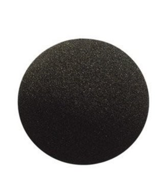 Black Sponge Mouse Nose 1 1/2 inches by Magic By Gosh