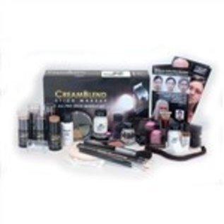 Mehron All Pro Creme Blend Makeup Kit - Fair by Mehron