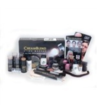 Mehron All Pro Creme Blend Makeup Kit - Medium by Mehron