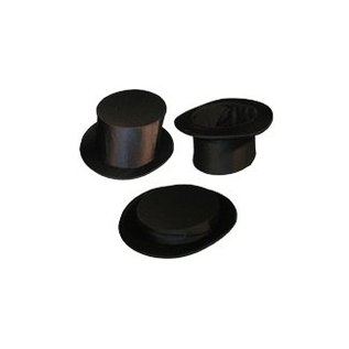 Forum Novelties Collapsible Fabric Top Hat Child