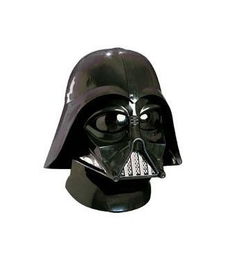 Rubies Costume Company Mask Darth Vader Deluxe 2pc.
