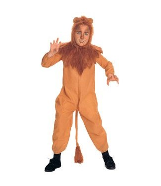Rubies Costume Company Cowardly Lion - Wizard of Oz large 12-14