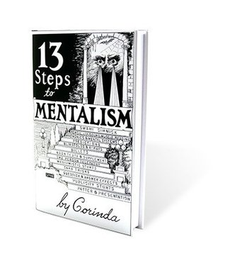 Book - 13 Steps to Mentalism by Corinda (M7)