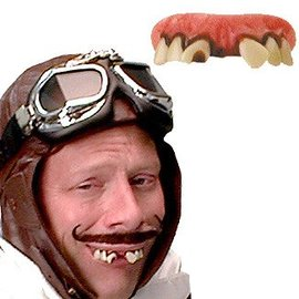 Billy Bob Products Billy Bob Teeth - Aviator With Cavity (C2)