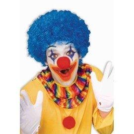 Forum Novelties Blue Clown Afro Wig