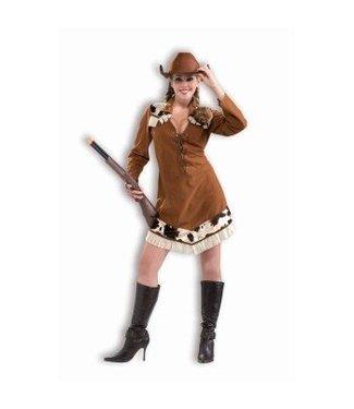 Forum Novelties Annie Oakley - Adult standard